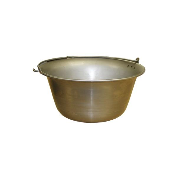 Ungarischer Gulaschkessel Eisen 14 L