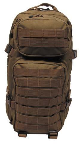 US Rucksack Assault Pack I coyote tan