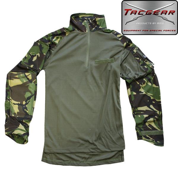 TACGEAR Combat Shirt - dpm-tarn - armyoutlet