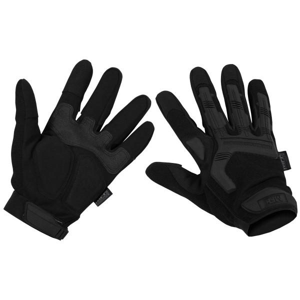 Tactical Handschuhe Einsatzhandschuhe Stake schwarz