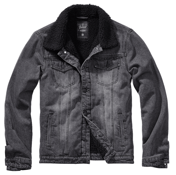 Brandit Sherpa Denim Jacket