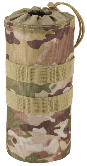 Brandit Bottle Holder Molle I tactical camo vorn armyoutlet.de