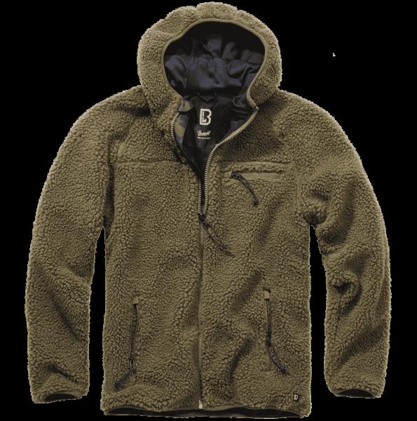 Brandit Teddyfleece Worker Jacket