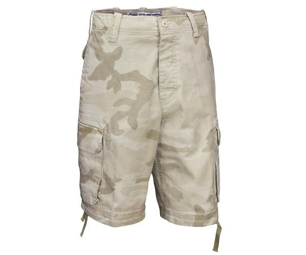 German Vintage Moleskin Shorts
