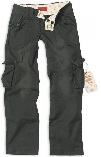 Surplus Ladies Trousers - armyoutlet - schwarz