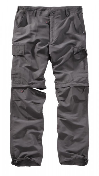 Surplus Outdoor Trousers Quickdry - armyoutlet - anthrazit vorn