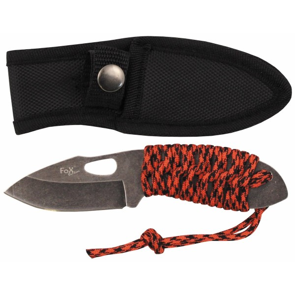 Messer Redrope klein feststehend