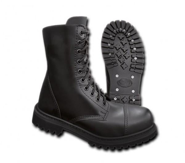 Brandit Phantom Boots 10 Loch schwarz