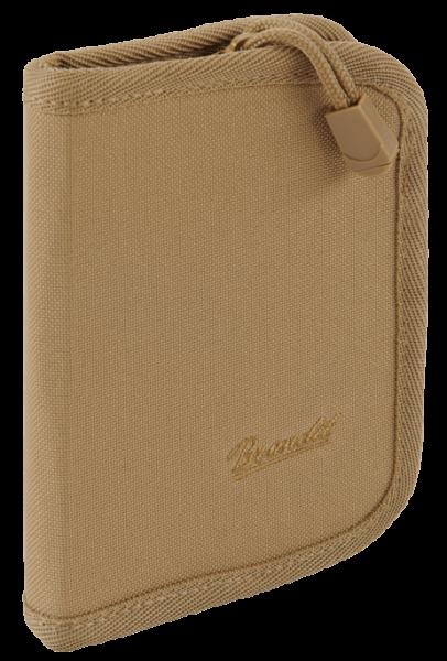 Brandit Wallet Brieftasche camel vorn - armyoutlet.de