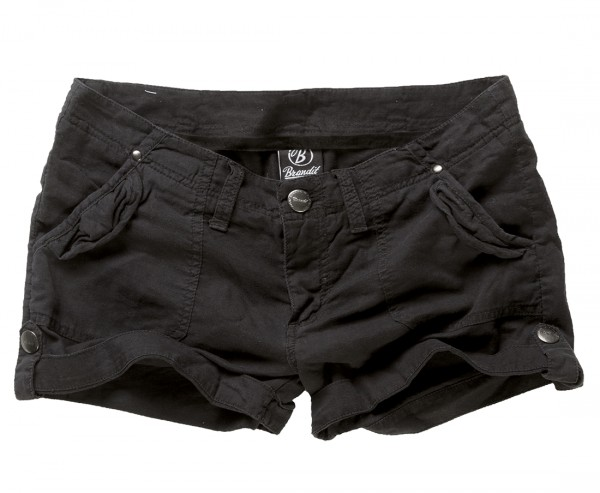 Brandit Claire Hotpants schwarz