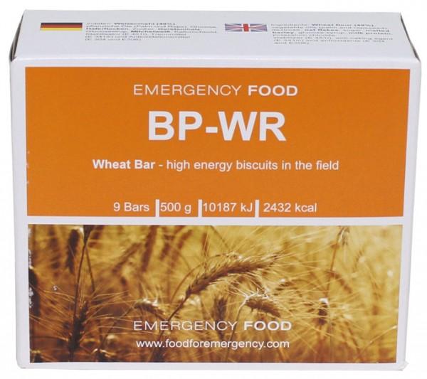 Trek ' N Eat Notration BP-WR Weizenriegel 9 Stück