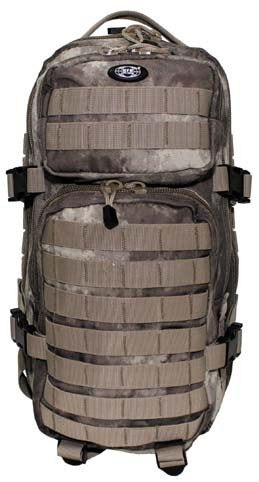 US Rucksack Assault I HDT camo