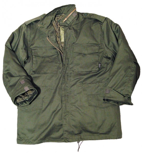 Feldjacke Style M65