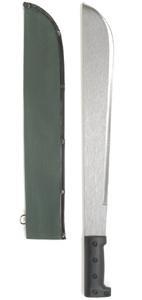 Machete Standard 18 Klinge mit Plastik-Griff