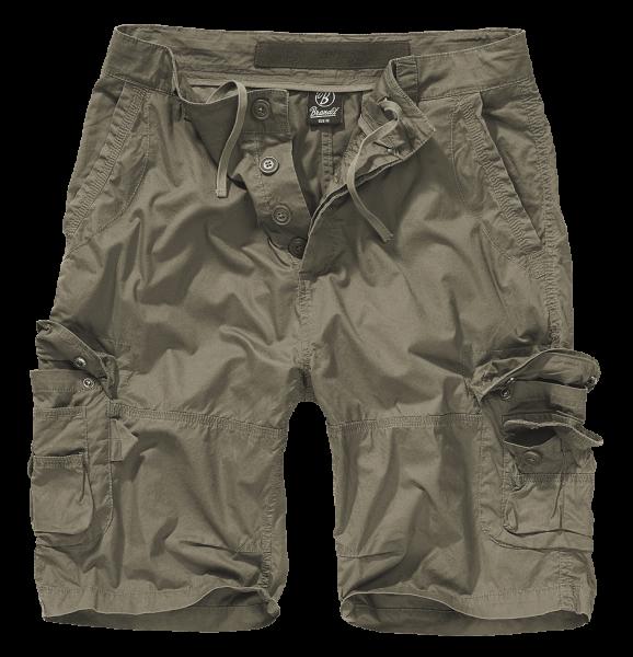 Brandit Ty Shorts oliv vorn armyoutlet.de