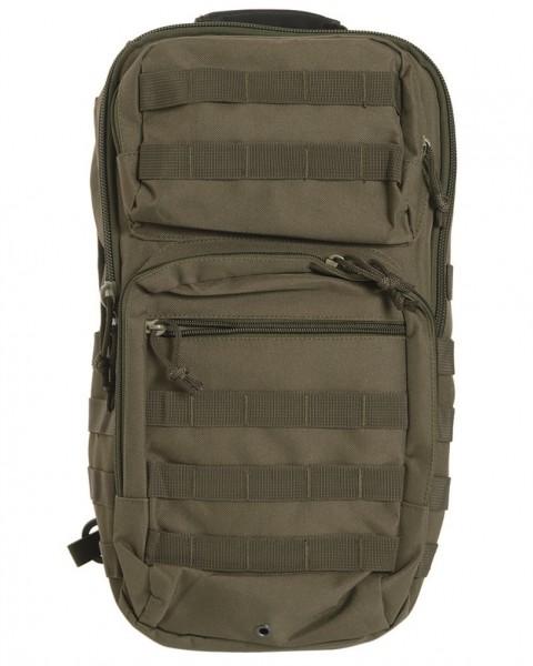 Assault Pack Rucksack One Strap large oliv armyoutlet.de