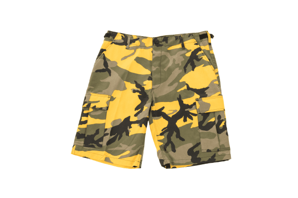 US BDU Cargo Shorts Polycotton
