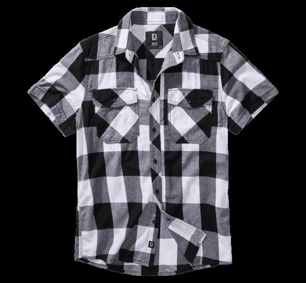 Brandit Checkshirt halfsleeve