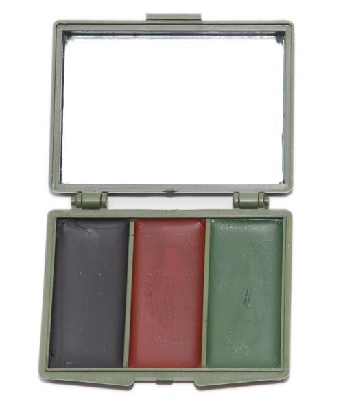 Tarn-Schminkset mit Spiegel 3 Farben