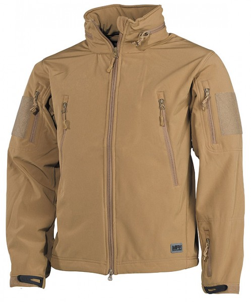 Softshell Jacke Scorpion