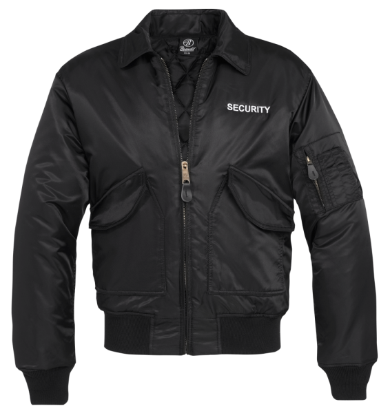 Brandit Security CWU Jacke