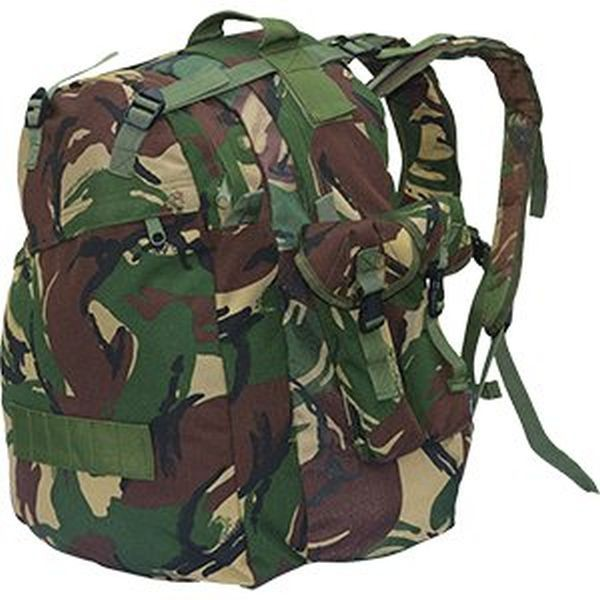 US Mission Pack 55 L british camo vorn