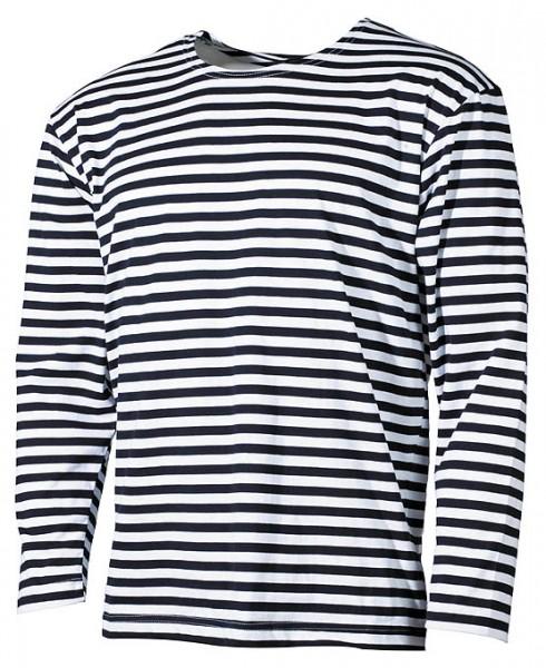 Marine Sweatshirt Sommer langarm