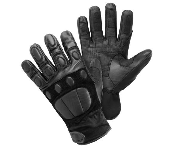 Handschuhe Police X-Tec schnitthemmend schwarz - armyoutlet.de