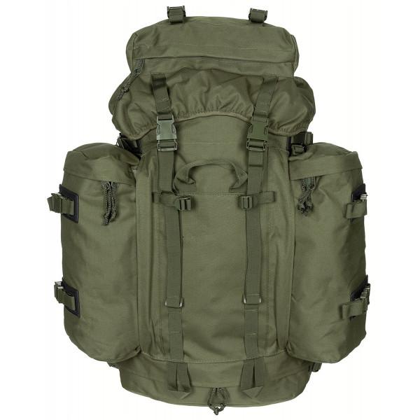 MFH BW Mountain Rucksack 100 L - oliv - vorn - armyoutlet