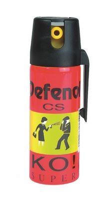 CS Verteidigungsspray BKA 9R 50ml