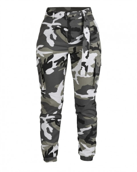 Army Pants Woman