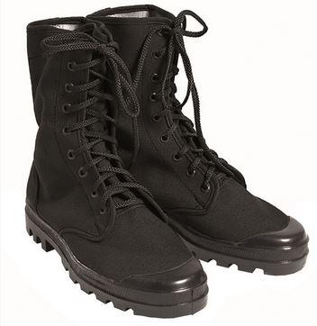 NEU Franz Armee Commando Stiefel Canvas Kampfstiefel Einsatzstiefel