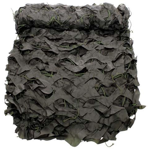 Tarnnetz Basic oliv 3 x 2 m zusammengerollt