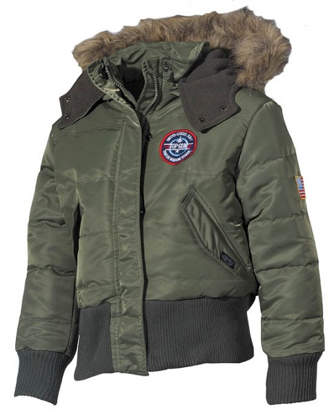 Kinder US N2B Polarjacke