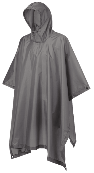 Brandit Ripstop Poncho anthracite - armyoutlet.de