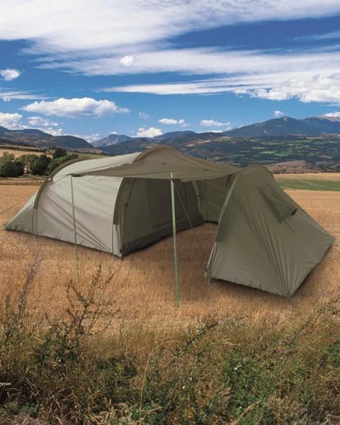 3 Personen Zelt mit Stauraum