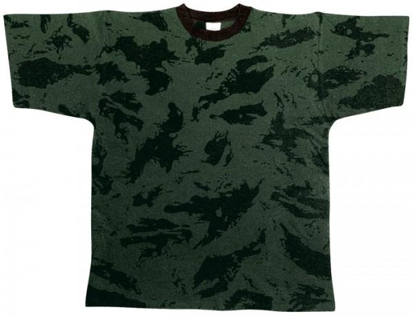 T-Shirt russian camo