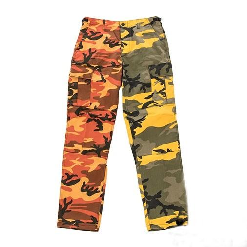 US BDU Hose Two-tone yellow-orange camo armyoutlet.de