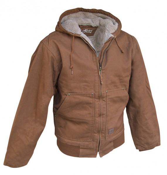 Ranchwear Jacke Montana braun
