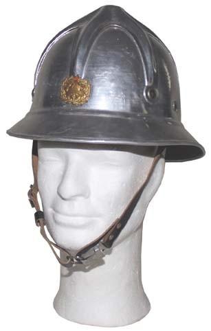 Jugosl. Feuerwehrhelm Alu