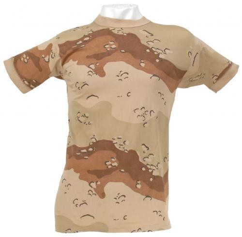 Tarn T-Shirt 6 color desert