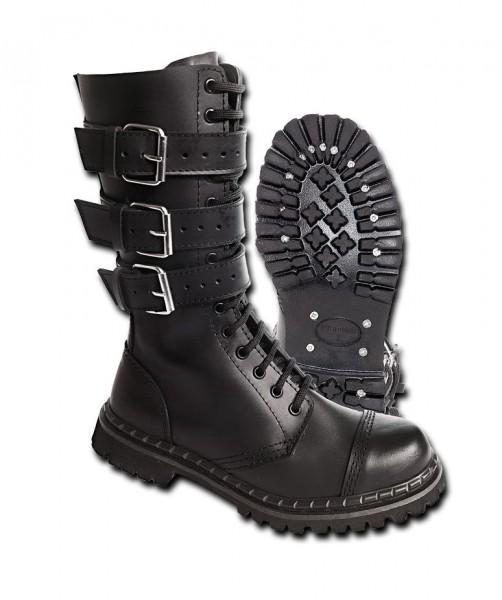 Brandit Phantom Boots 3 Buckle schwarz