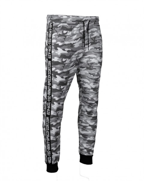 MIL-TEC Trainingshose Camouflage