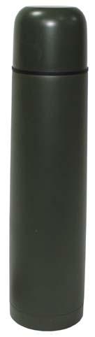 Vakuum-Thermoskanne 1l oliv