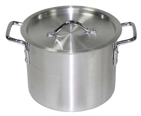 Aluminium Kochtopf 7,5 Liter