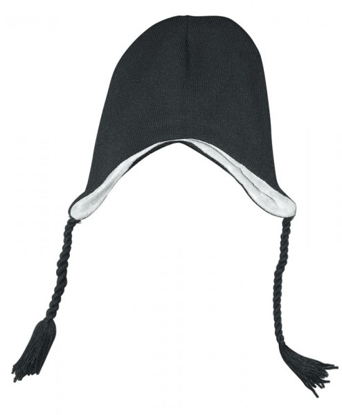 Viking Cap schwarz / woodland