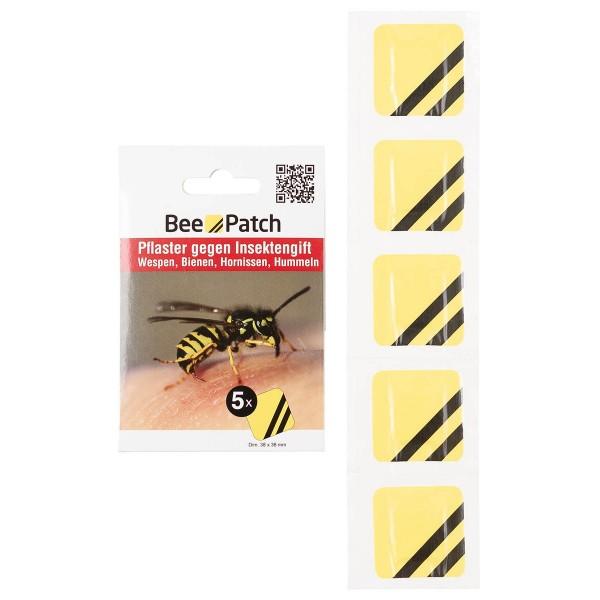 Insektenpflaster Bee Patch 5er Pack