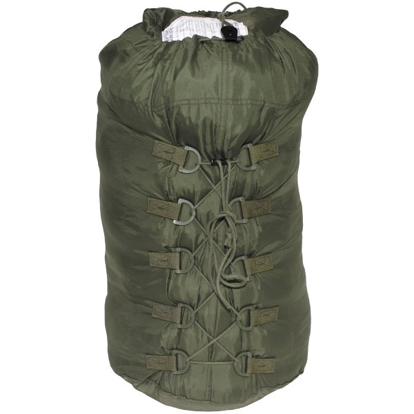 Original BW Winter Schlafsack 5-tlg gebraucht verpackt - armyoutlet.de