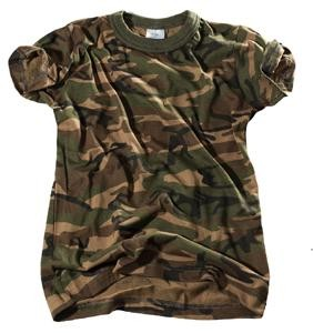 Kinder Army T-Shirt