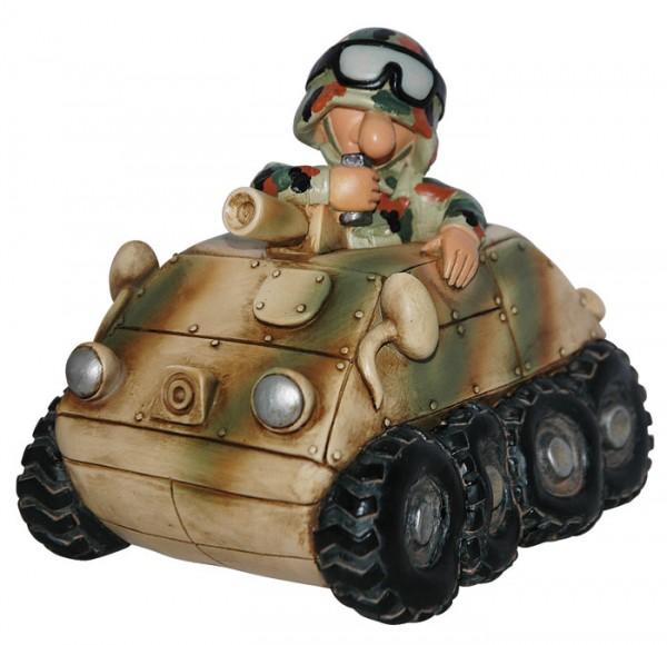 Fun Division Spardose Spähpanzer